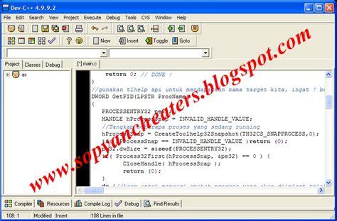cara membuat blog cheat cara membuat dll dan light injector ayodance