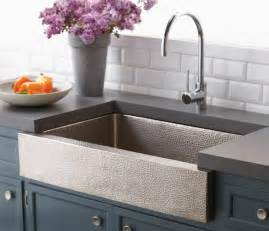Undermount Farmhouse Kitchen Sink Kitchen Sinks Buying Guides Designwalls