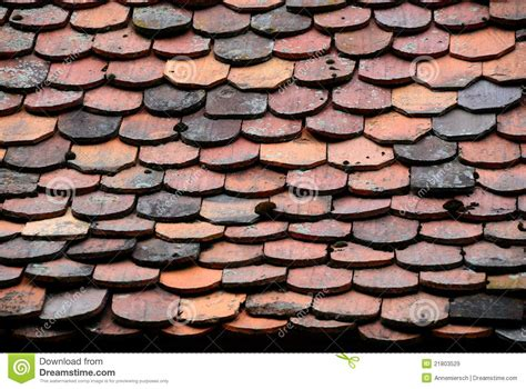 pattern roof tiles old roof tiles pattern stock image image of frame grunge