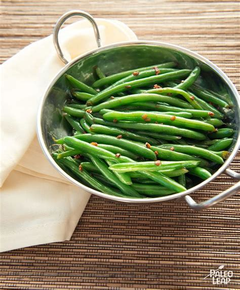 Fashioned Side Garlicky Green Beans by Garlic Green Beans Recipe Clarified Butter Garlic
