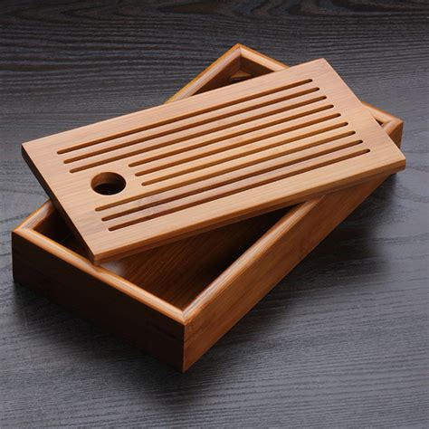 Sale Solid Wood Tea Tray Kungfu Tea new 2016 bamboo tea tray solid bamboo tea board kung fu tea tools for cup teapot crafts tray 22