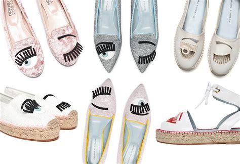chiara ferragni marchio chiara ferragni collection le scarpe fanno l occhiolino