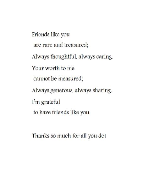 thank you letter to a dying friend thank you card and poem amanda balough