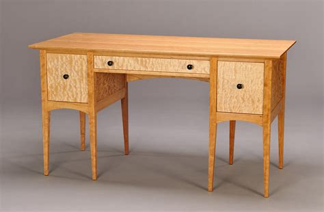 Inspired Desk by Shaker Inspired Desk Lomas Custom Furniture