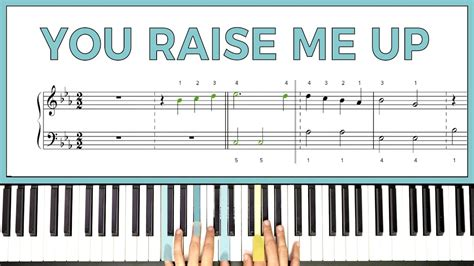 download mp3 you raise me up you raise me up pianis lesson concert mp3 7 54 mb bank