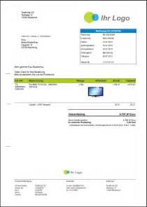Muster Rechnungen Word Rechnungsprogramm Faktura Business Software Rechnung Schreiben