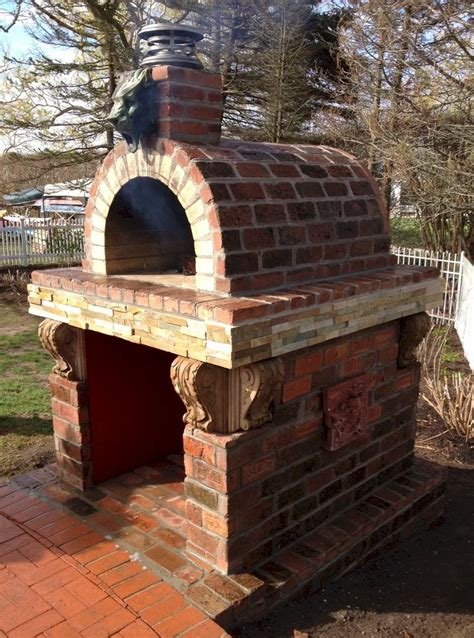 backyard pizza oven kits 96 best mattone barile gallery images on