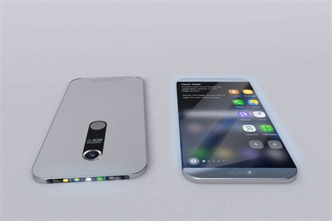 nokia android phone concept nokia edge concept phone has a secondary multimedia screen