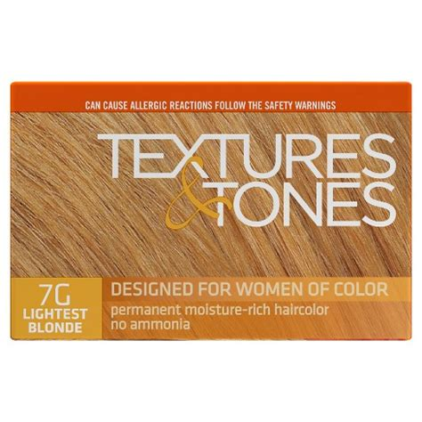 texture and tones color chart clairol professional textures tones 7g lightest blonde