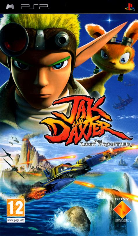 best jak and daxter jak and daxter the lost frontier psp www imgkid