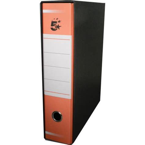 ufficio leva registratori a leva 5 commerciale dorso 5 23x31