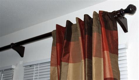 10 foot curtain rod 10 ft curtain rod walmart home design ideas