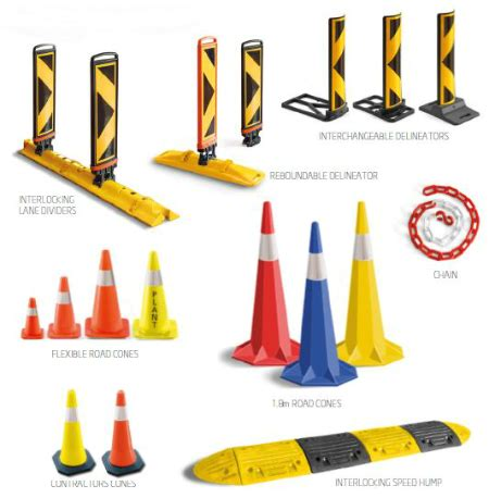 road safety equipment keep road journey safe