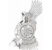 Aztec Warrior Tattoo Design  Tattoobitecom
