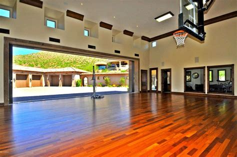 houses with indoor basketball courts for sale 9 best images about indoor basketball court on pinterest jordans los angeles and gym