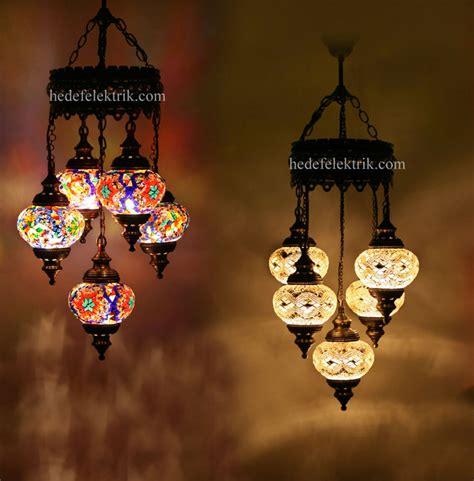 Turkish Lighting Fixtures Turkish Style Mosaic Lighting Eclectic Chandeliers Other Metro By Hedef Aydınlatma