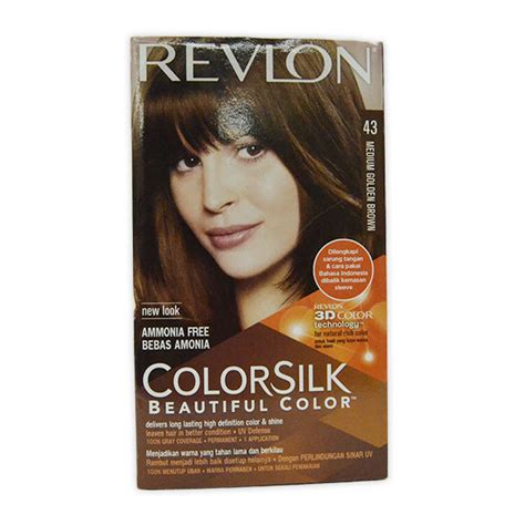 Revlon Warna Rambut jual revlon colorsilk cat rambut revlon