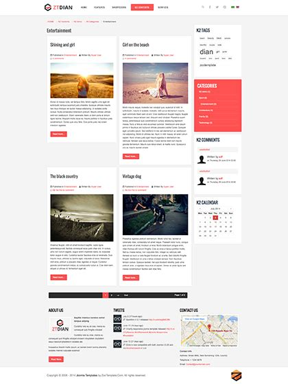 joomla k2 templates k2 templates archives zootemplate