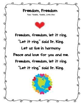 martin luther king jr song for kids with rosa parks youtube 1000 images about martin luther king jr day on