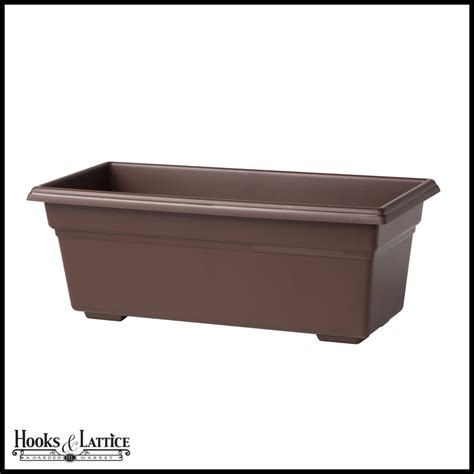 Countryside Plastic Flower Boxes Or Plastic Flower Box Liners Plastic Planter Boxes