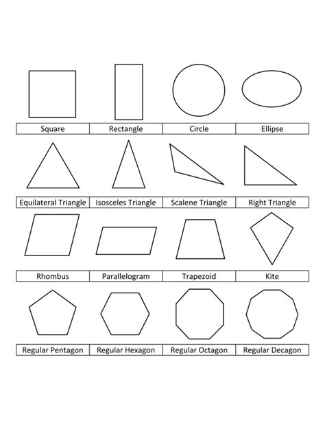 printable toddler shapes coloring pages free printable shapes coloring pages for