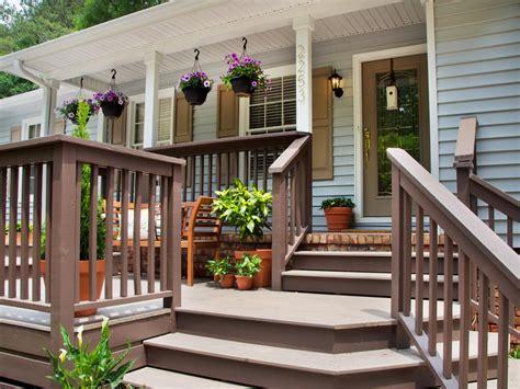 deck maintenance tips hgtv