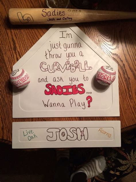 cool guy prom ideas 35 creative ways to ask a guy to sadies or prom