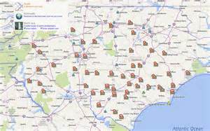 duke energy outage map carolina 228 000 without power in carolina ahead of hurricane