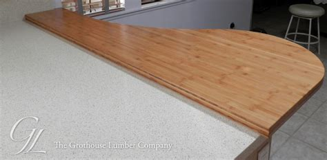Bamboo Wood Countertops by Custom Carbonized Bamboo Wood Counter In Las Vegas