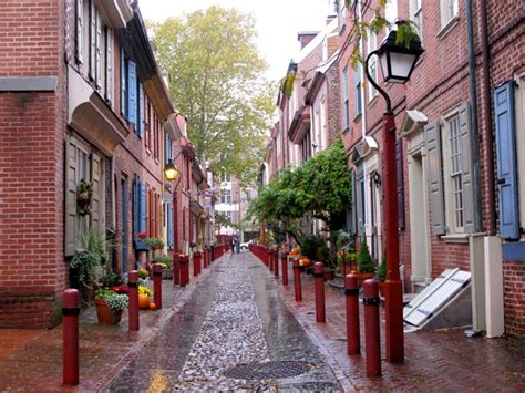 elfreth s alley urbanism without government