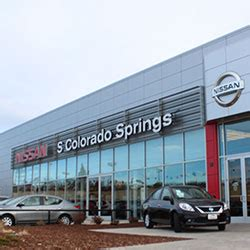 nissan south colorado springs south colorado springs nissan in colorado springs co