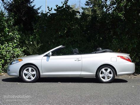 car engine manuals 2004 toyota solara parking system toyota solara convertible specs 2004 2005 2006 2007 2008 autoevolution