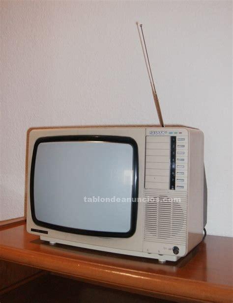 Tv Sharp Bonita tabl 211 n de anuncios television retro marca elbe sharp