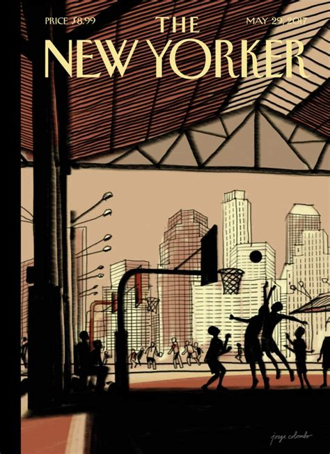 New Yorked by This Week S Cover Of The New Yorker Was Sketched On An