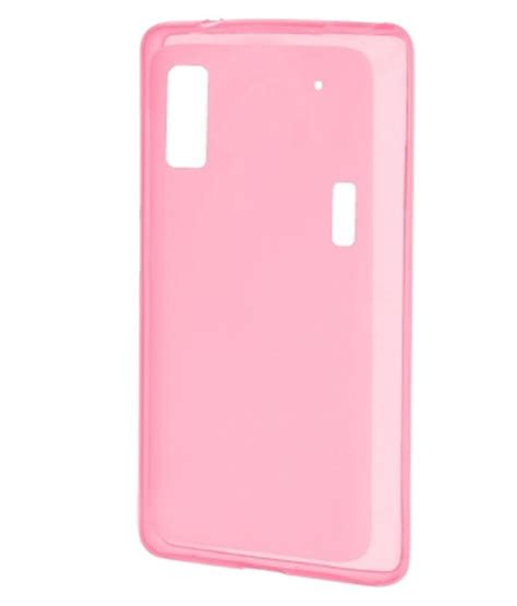 Smart Cover Lenovo A7000 Pink accezory back cover for lenovo a7000 buy accezory back cover for lenovo a7000 at best
