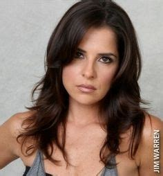 why did kelly monaco cut her hair sam morgan general hospital gh actress kelly monaco