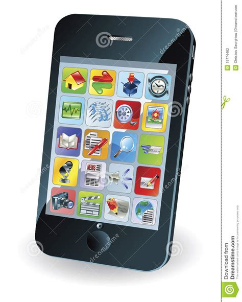 new smart mobile phones new smart mobile phone stock photography image 19774462