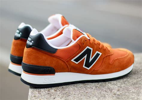 New Balance Black And Orance new balance 670 orange black sneakernews