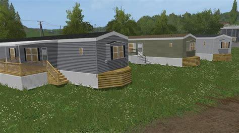 Home Ls by Mobile Home Pack V1 0 Fs17 Farming Simulator 17 Mod Fs