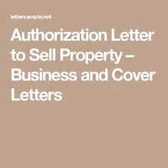 authorization letter to sell property request for scholarship allowance business and cover