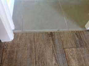 Bathtub Floor Molding Need Help With Tile To Tile Transition