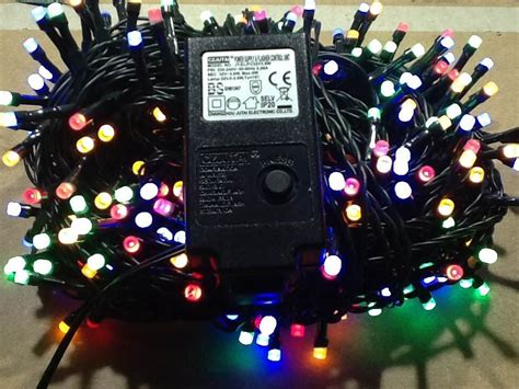 memory hack for new 2 wire led christmas fairy light