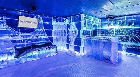 Beach House Home Decor by 7 Cool Ice Bars In Europe