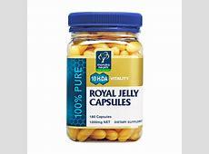 Royal Jelly Capsules Royal Jelly Kapseln