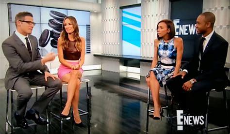 E News Hosts Wardrobe by Images E News