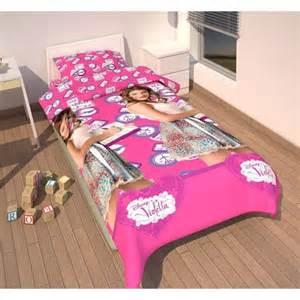 violetta parure de lit housse de couette 135 x 200 cm