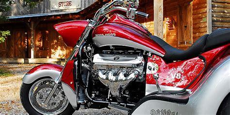 Boss Hoss V8 Bike For Sale by History Boss Hoss Motorcycles