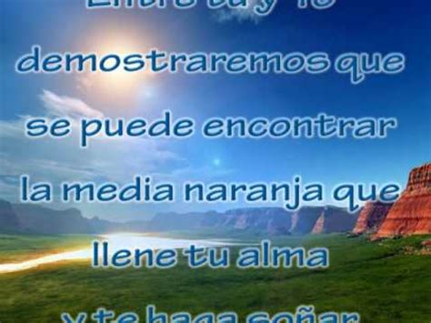 entre tu y yo tercer cielo (+ lyrics) youtube