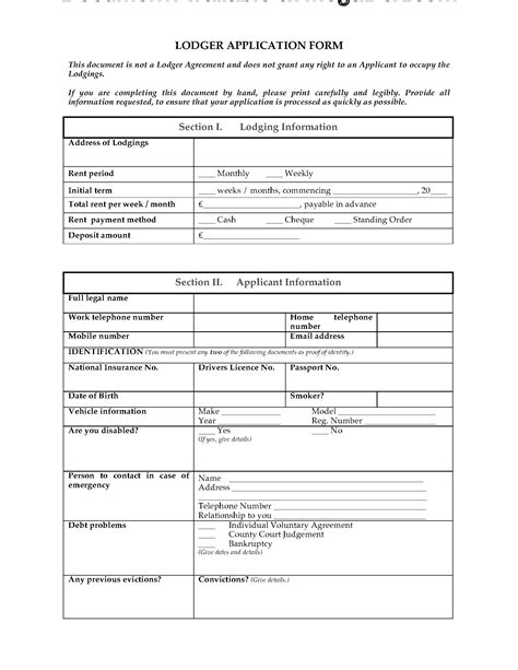Sle Eviction Notice In Spanish | lodgers agreement template 28 images sle eviction