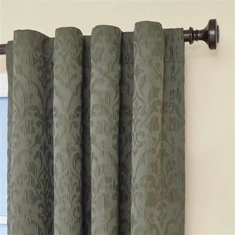 eclipse blackout curtain eclipse curtains carlita thermalayer blackout window